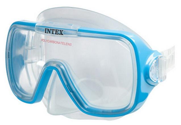 Intex Duikbril Wave Rider junior blauw