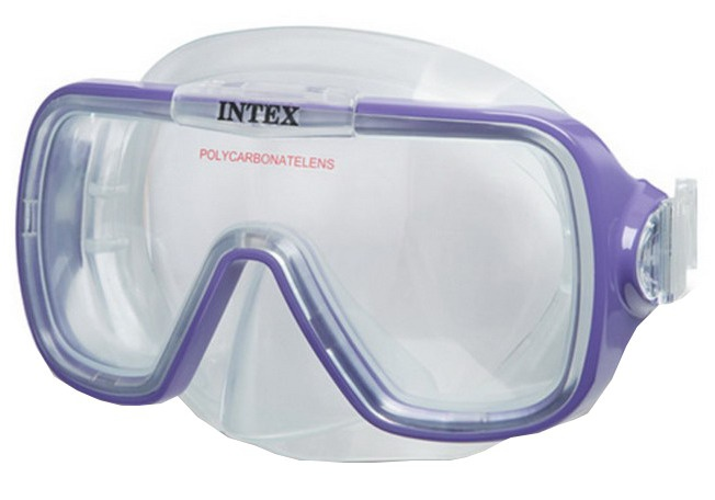 Intex Duikbril Wave Rider junior paars