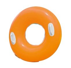 Intex Zwemband Hi Gloss 76 cm oranje