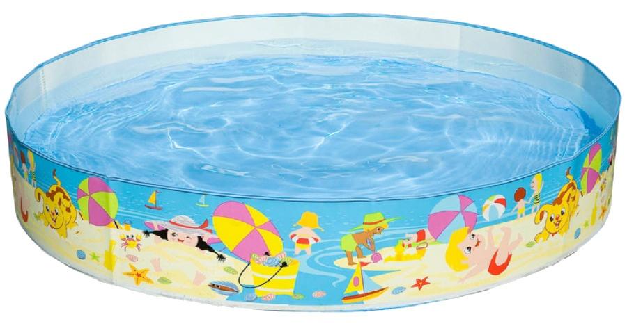 Intex Kinderzwembad Beach Days Snapset 152 x 25 cm blauw