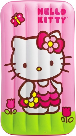 Intex Luchtbed Hello Kitty 88 x 157 x 18 cm roze