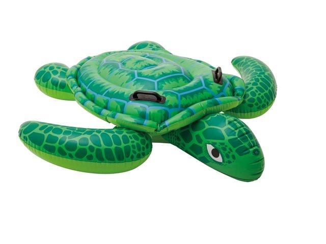 Intex Opblaasbare Schildpad 150 x 127 cm groen