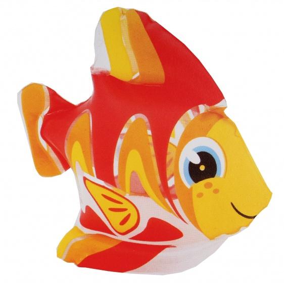 Intex opblaasdier vis rood 24 x 24 cm