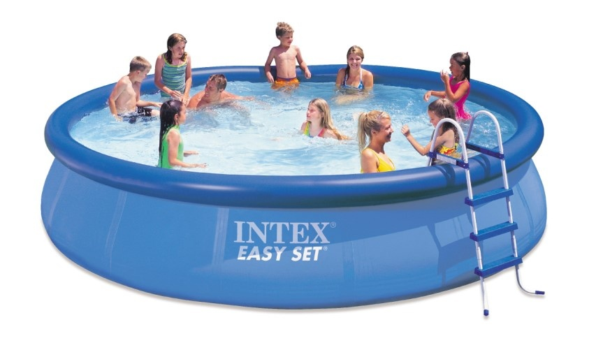 intex inflatable pool easy set with accessories 549 x 122. Black Bedroom Furniture Sets. Home Design Ideas