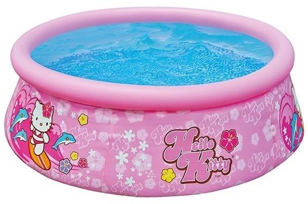 Intex Opblaaszwembad Hello Kitty Easy Set roze 183 x 51 cm