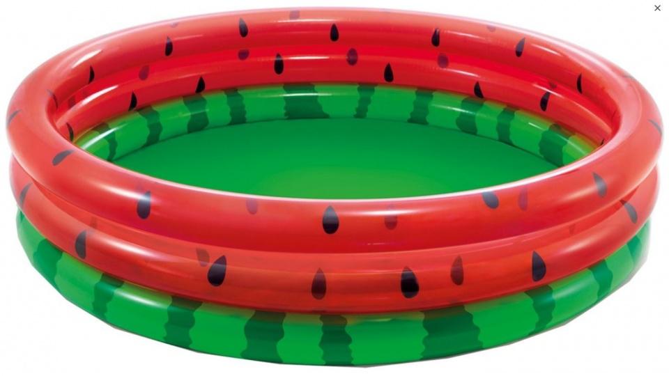 Intex 58448NP 3 Rings Watermeloen Zwembad 168x38 cm