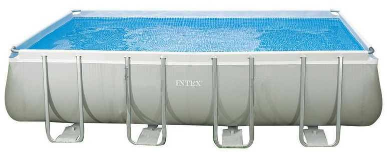 Intex Opzetzwembad Ultra Frame Pool Set 549 x 274 x 132 cm