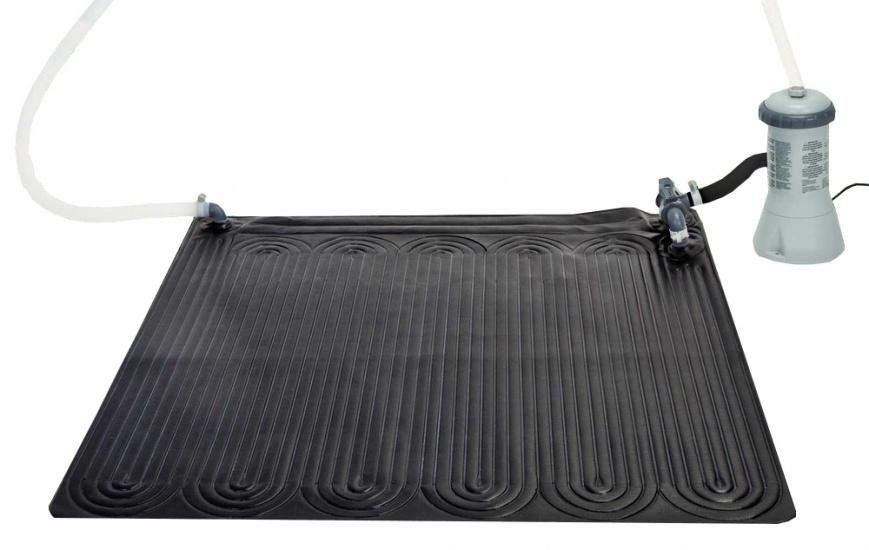 Intex Solar Mat zwembadverwarming zwart 120 x 120 cm