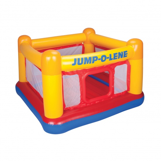 Intex Sprinkussen Playhouse Jump o lene 174 x 174 x 112cm