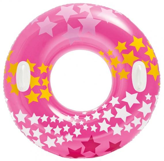 Intex zwemband Stargaze roze 91 cm