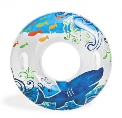 Intex Zwemband Transparant 97 cm