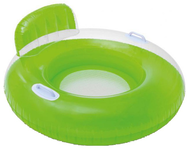 Intex Zwembanden Candy Lounge 102 cm groen