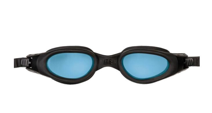 Intex zwembril Pro Master unisex blauw/zwart kopen