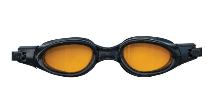 Intex zwembril Pro Master unisex oranje/zwart kopen