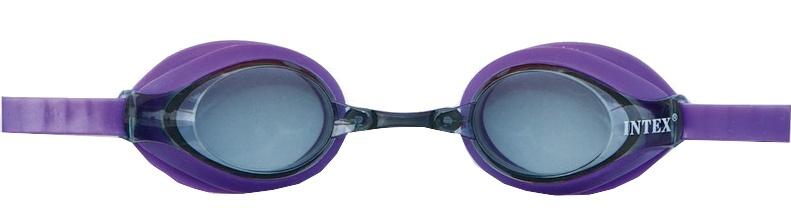 Intex Zwembril Pro Racing paars kopen