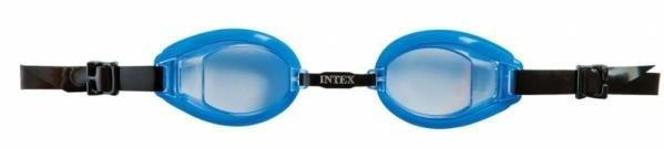 Intex Zwembril Splash Goggles Blauw