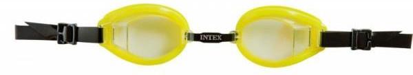 Intex Zwembril Splash Goggles Geel