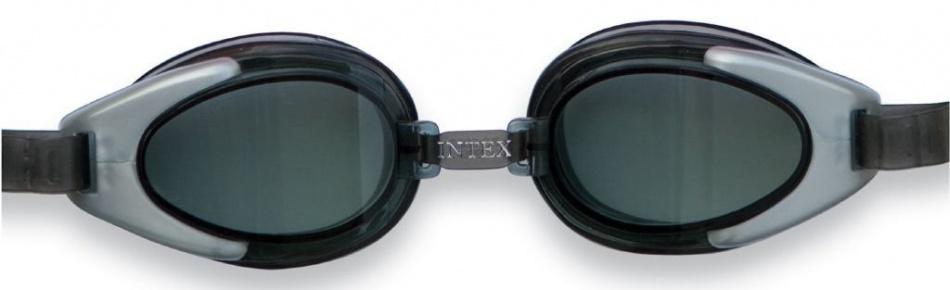 Intex Zwembril Watersport Goggles unisex grijs