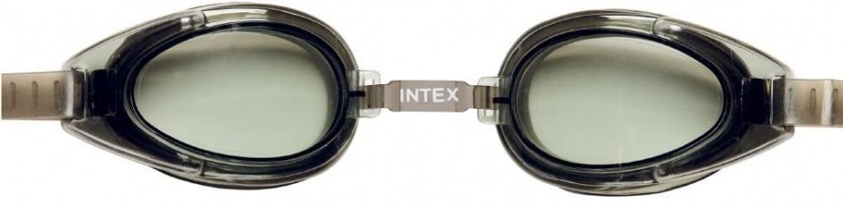 Intex Zwembril Watersport Goggles unisex zwart