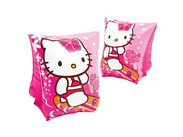 Intex Zwemvleugeltjes Hello Kitty