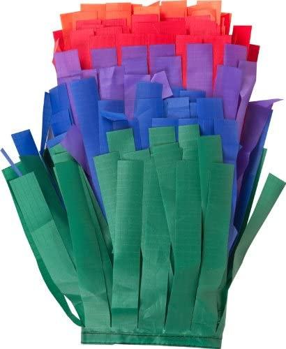 Invento vliegerstaart Fringe Tail junior 7 meter polyester