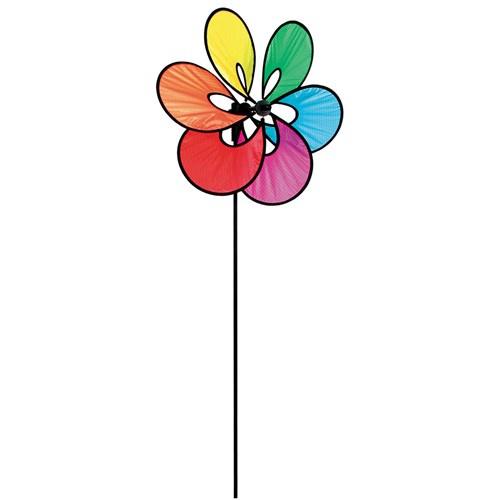 Invento windmolen Paradise Flower Rainbow 35 x 82 cm