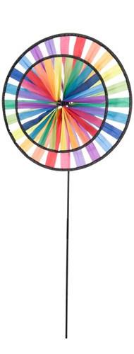 Invento windmolen Wheel Duett Rainbow 96 x 44 cm polyester