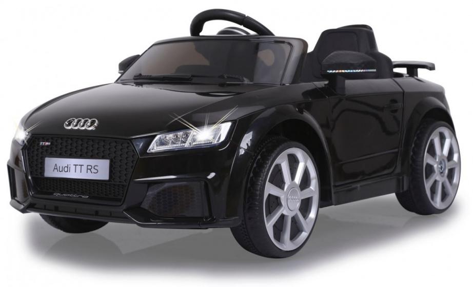JAMARA accuvoertuig Audi TT RS junior 103 cm zwart 6 delig