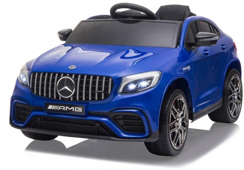 JAMARA accuvoertuig Mercedes AMG GLC 63 S junior 115 cm blauw