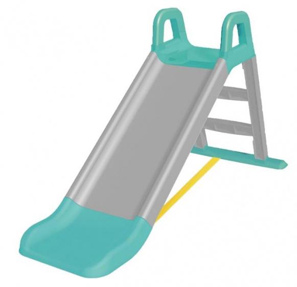 JAMARA glijbaan Funny Slide junior 145 cm turquoise/grijs