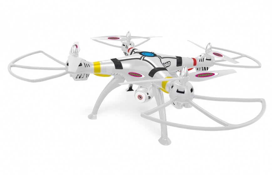 Jamara quadrocopter Payload Altitude Flyback 2,4 GHz 62 cm wit