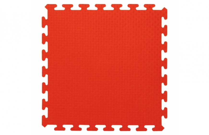Jamara speelmatten rood junior 50 x 50 cm