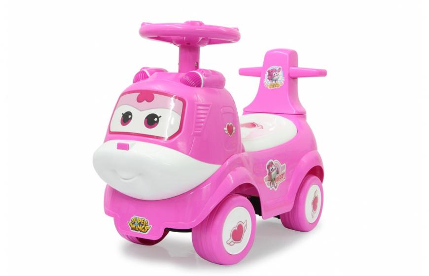 JAMARA loopauto Superwings Dizzy roze