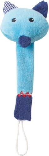 Jemini fopspeenketting vos blauw 22 cm kopen