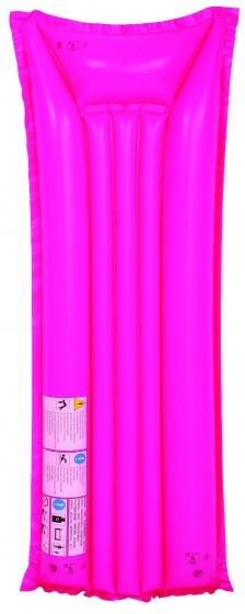 Jilong Luchtbed Economy roze 183 x 75 cm