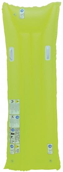 Jilong Luchtbed neon 183 x 69 cm geel