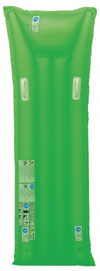 Jilong Luchtbed neon 183 x 69 cm groen