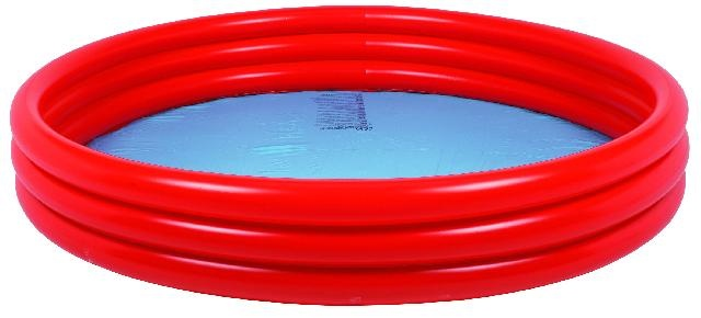 Jilong Kinderzwembad rond basic 157 x 25 cm rood