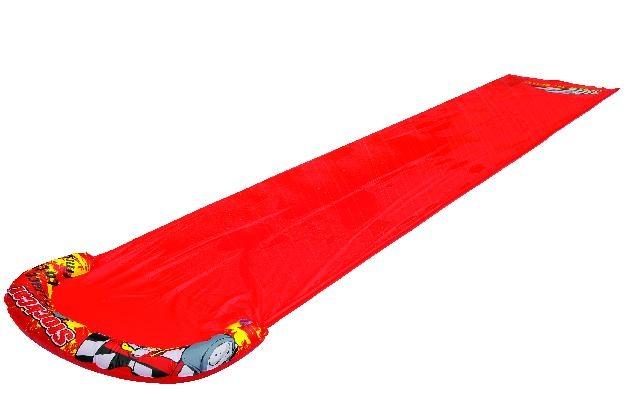 Jilong Waterglijbaan single 500 x 90 cm rood