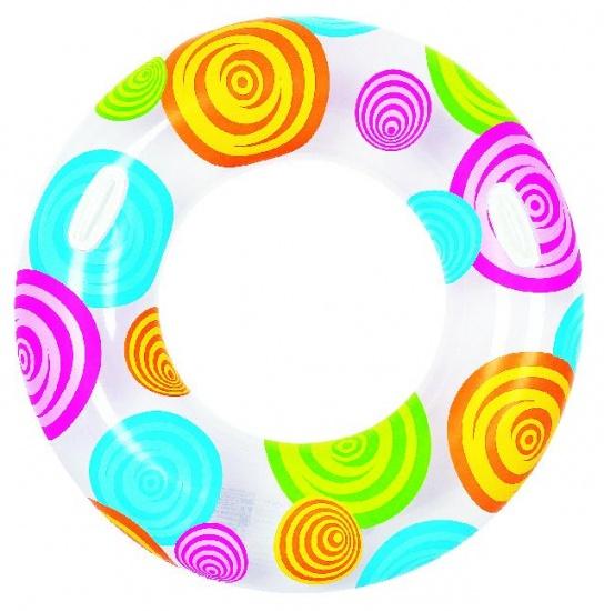 Jilong Zwemband Fashion 90cm multicolor