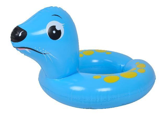 Jilong Zwemband zeehond split 50 x 52 cm blauw