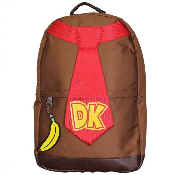 Nintendo Donkey Kong tie Backpack