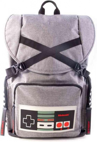Nintendo Backpack NES Controller