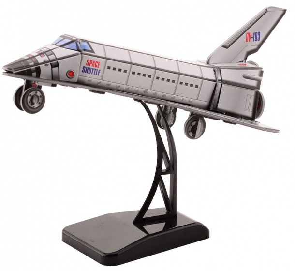Johntoy 3D puzzel space shuttle 25 delig