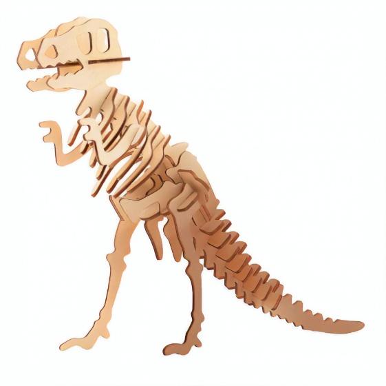 Johntoy 3D dinosaurus puzzel hout T Rex