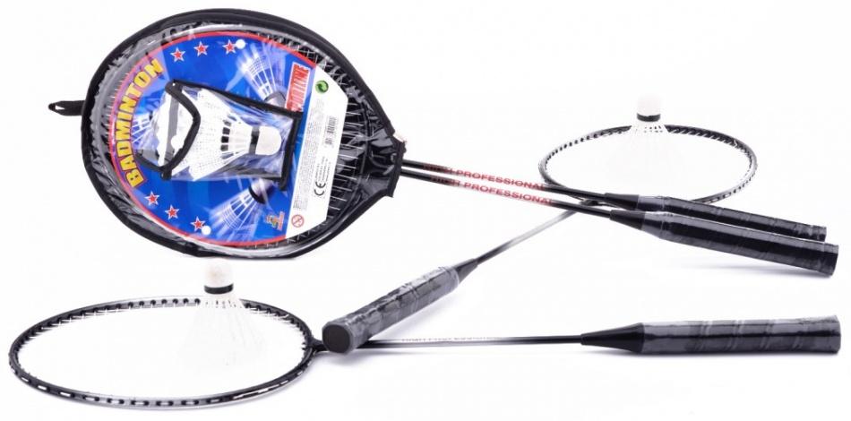 Johntoy Badminton Set Met Shuttles