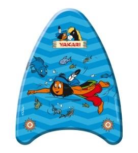 Johntoy Bodyboard Yakari blauw
