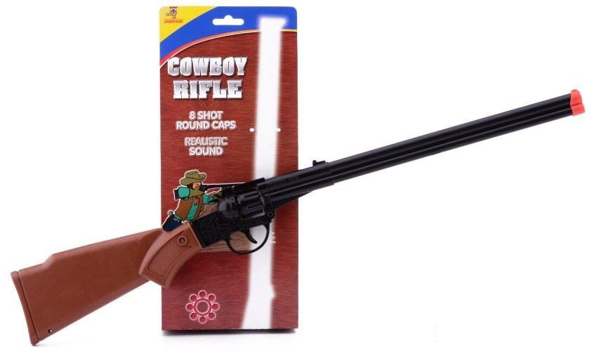 Johntoy Cowboy Geweer: 8 Shots