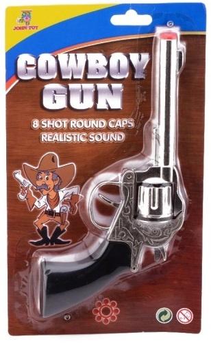 Johntoy Cowboy Klappertjes Pistool