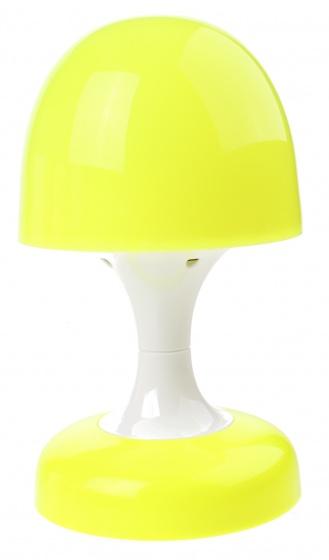 Johntoy led projectorlamp Mushroom 18 cm lime kopen